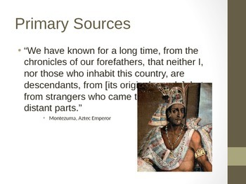 Early American Civilizations Powerpoint