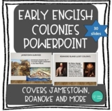Early American Colonies Power Point