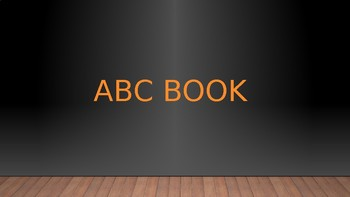 Early American History ABC Book