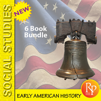 Early American History Bundle Pack
