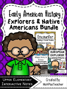 Early American History: Explorers & Native Americans