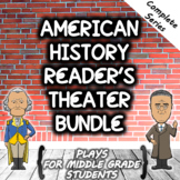 American History Reader's Theater Bundle