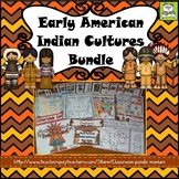 Early American Indian Cultures (Task Cards Included)