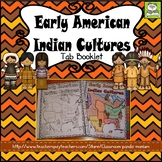 Early American Indian Cultures Tab Booklet Distance Learning