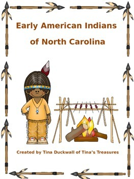 Early American Indians of North Carolina