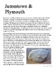 Jamestown and Plymouth Rock