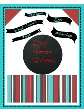 Early American Settlements