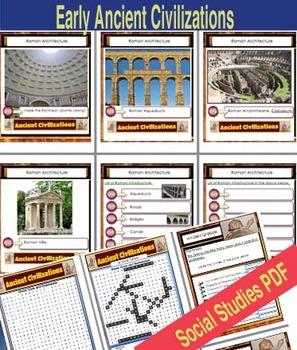 Early Ancient Civilization Social Studies PDF File 80 Pages