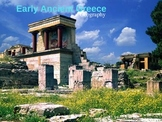 Early Ancient Greece-Geography of Greece