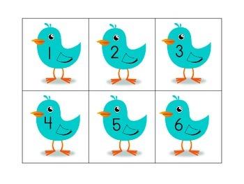 Early Bird Math