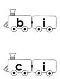 Early Blending Two Letter Sounds - Vowel -i