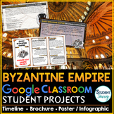 Early Byzantine Google Classroom Projects