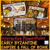 Byzantine Empire PowerPoint | Google Slides | Google Class