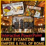 Byzantine Empire PowerPoint and Google Slides