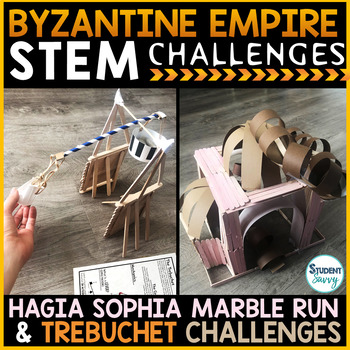 Early Byzantine STEM Project Challenges