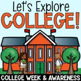 COLLEGE WEEK/Early College Awareness Resource Pack!