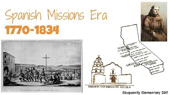 Early California Timeline (Pre Columbian to Statehood)