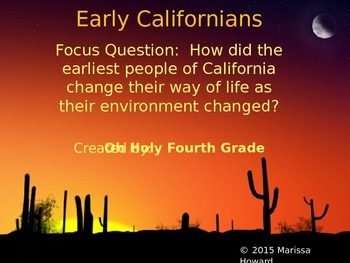 Early Californians