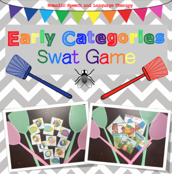 Early Categories Swat Game