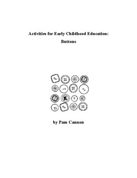Early Childhood Activities - Buttons