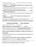 Early Childhood Activity Ideas for Parents - Spanish / English
