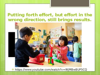 Early Childhood Education A Unit 1 Day 2 power point DAP Quality Caregiver