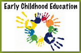 Early Childhood Education B course entire bundle