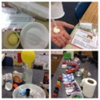 Early Childhood Education A Unit 2 day 5 lesson plan Science Sensory