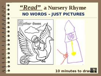 Early Childhood Education A Unit 2 day 5 power point language and literacy