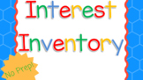 Early Childhood / Elementary Interest Inventory