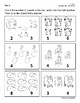 Early Childhood Learning Skills Long Vowels Sample Pack