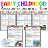 Early Childhood Online Learning Activities