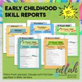Early Childhood Progress Reports