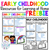 Early Childhood Resource for Families