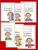 Early Childhood Student Binder COVERS & DIVIDERS