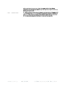 Mastery based Operations and Algebraic Thinking checklist report card for ECE