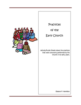 Early Church Practices