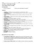 Early Civilization Study Guide - Olmec and Mound Builders