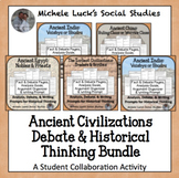Early Civilizations Ancient History Debate & Historical Th