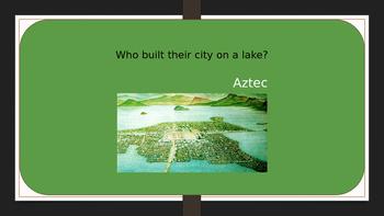Early Civilizations - CKLA - Domain - Maya, Inca, Aztec