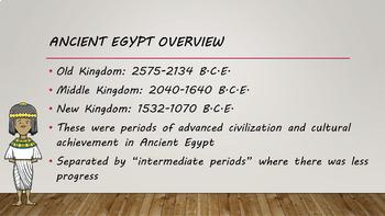 Early Civilizations Interactive Presentations Bundle