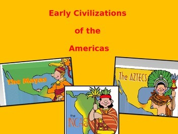 Early American Civilizations: Maya, Aztec, Incas