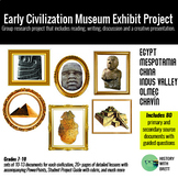 Early Civilizations Museum Project