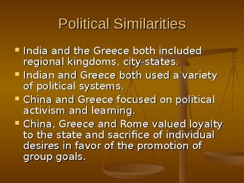 Early Civilizations PowerPoint