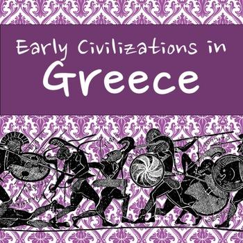 Early Civilizations in Greece PowerPoint