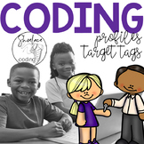 Early Coding Learner Profiles - Target Tags