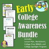 Early College Awareness Bundle