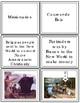 Early Colonization Vocabulary Task Cards