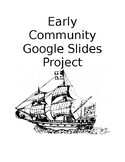 Early Community Google Slides Project (editable Word version)