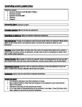 Early Education Lesson plans and activities